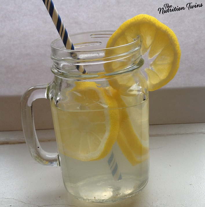 Ginger Lemon Detox Water3