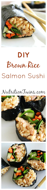 Brown_Rice_Salmon_Sushi_Collage