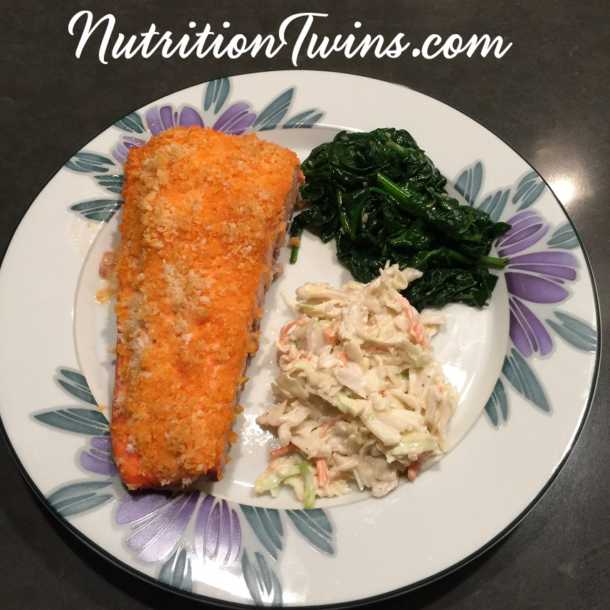 Buffalo Salmon_spin&coleslaw