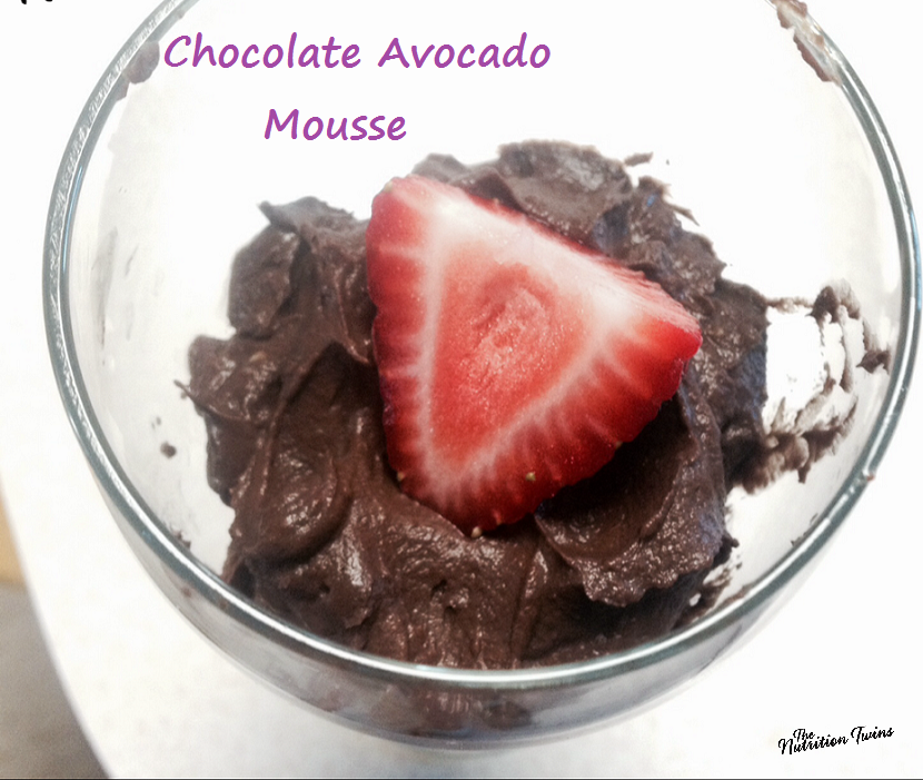 Chocolate_avocado_Mousse -writing
