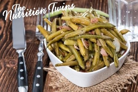 Green Beans & Bacon Salad
