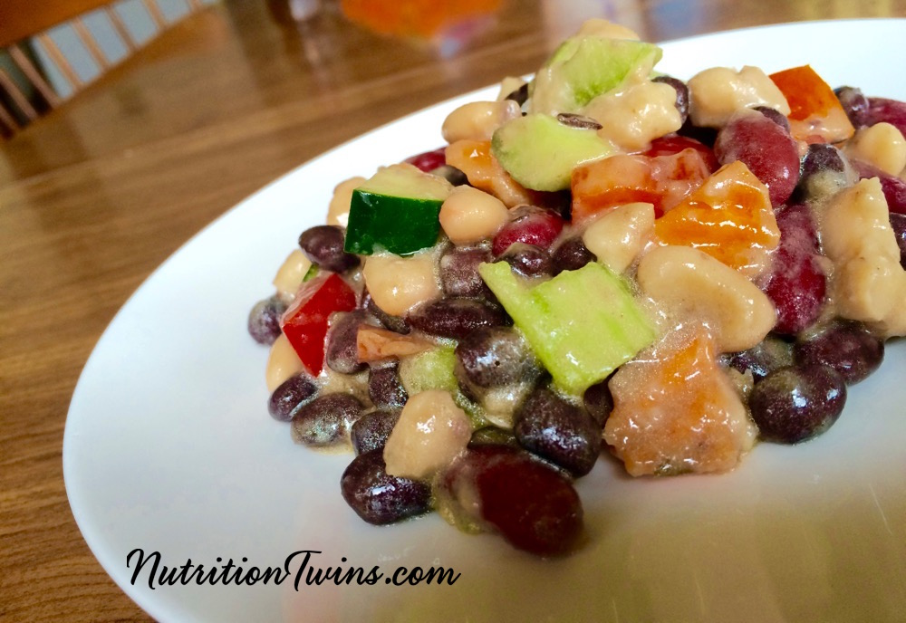 Veggie Bean Salad_1