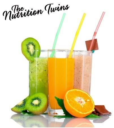 Kiwi Orange Juice
