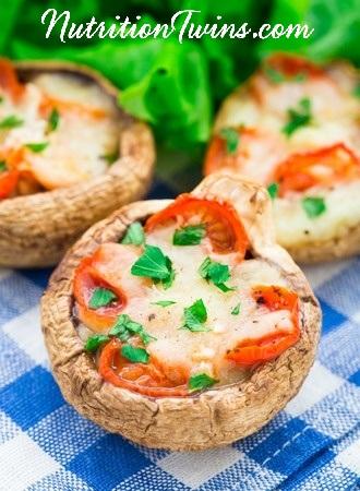 Portobello_Pizza