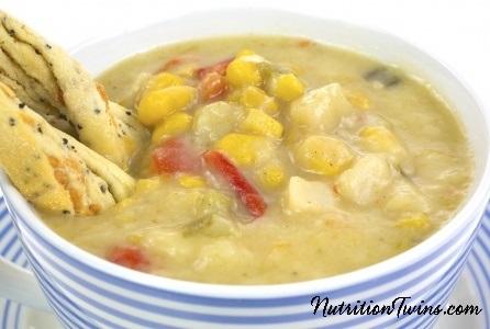 Potato & Corn Soup