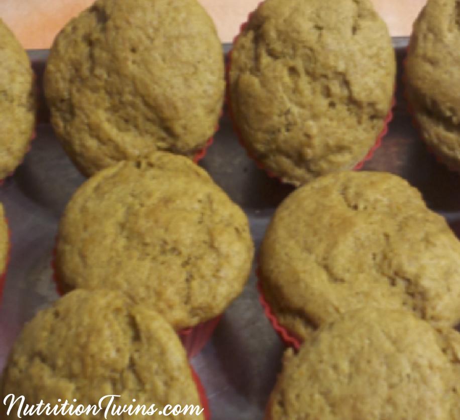 Pumpkin Muffin cropped