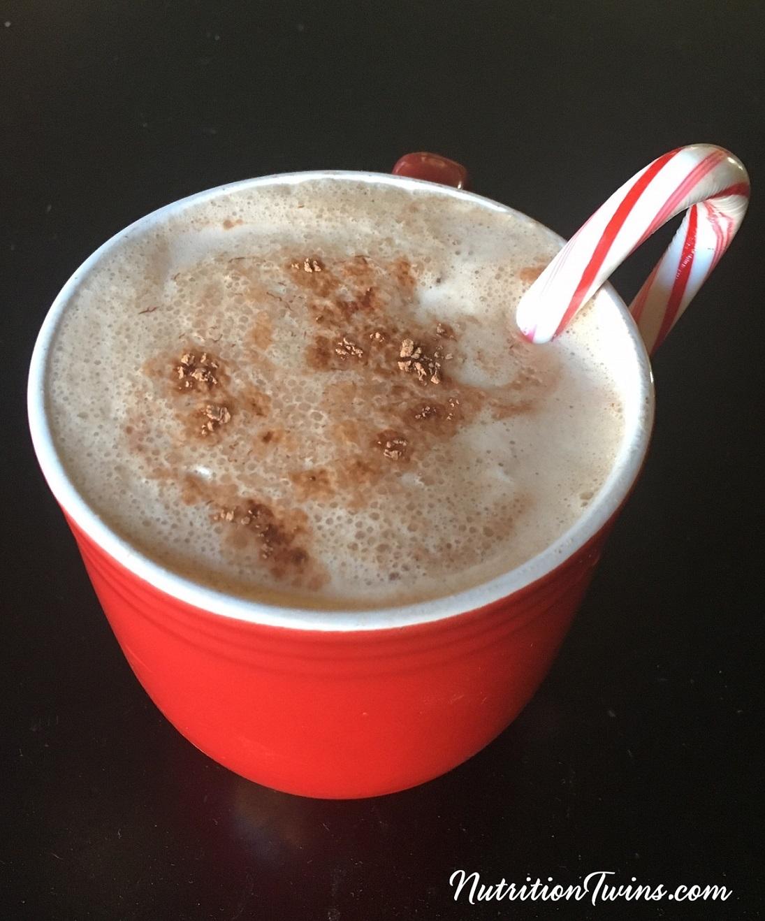 Skinny Peppermint Caffè Mocha LOGO
