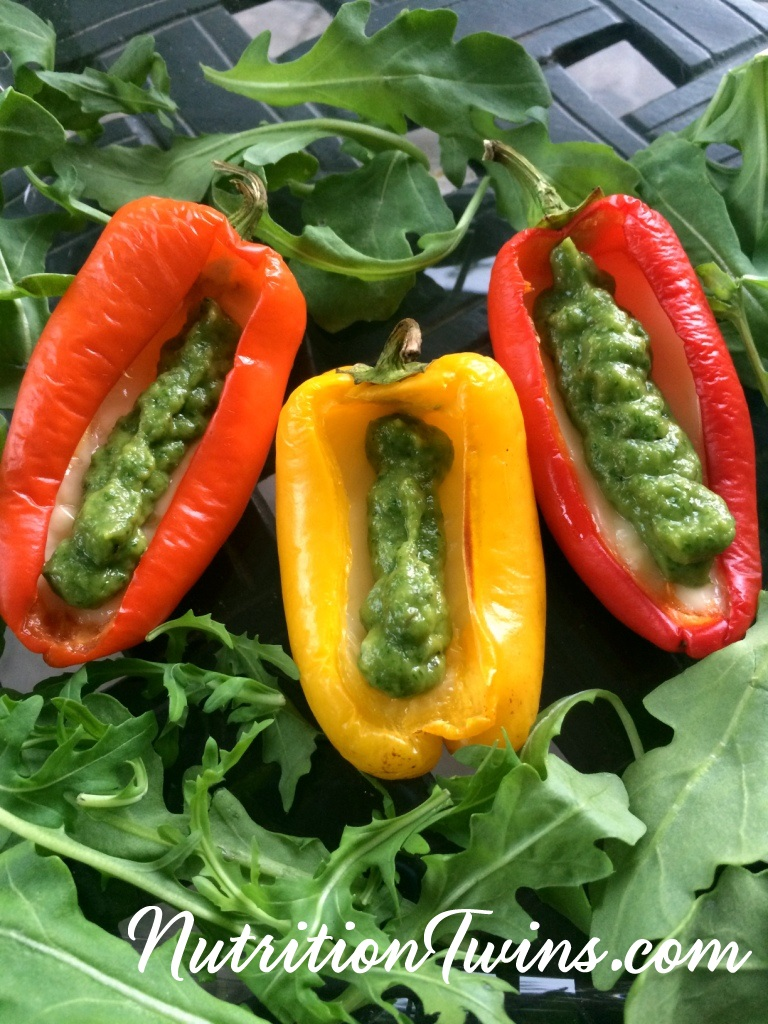 Stuffed Baby Peppers pic