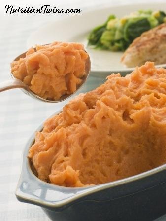 Sweet Potato & Carrot Mash