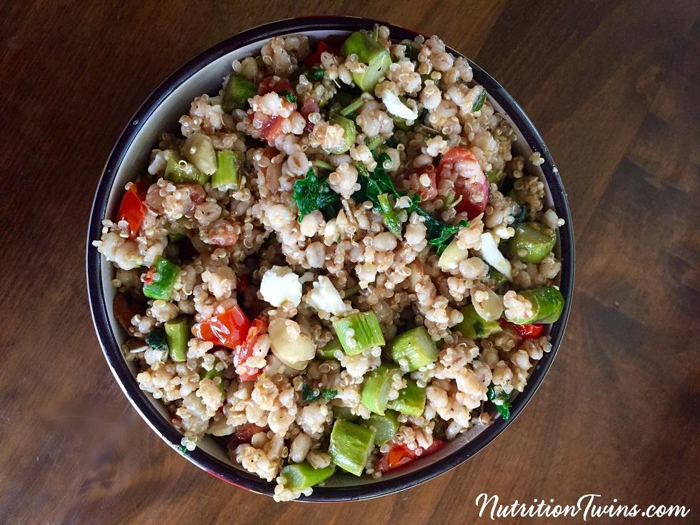 Warm_Bal_Barley&_Quinoa_Salad_overheadLOGO -