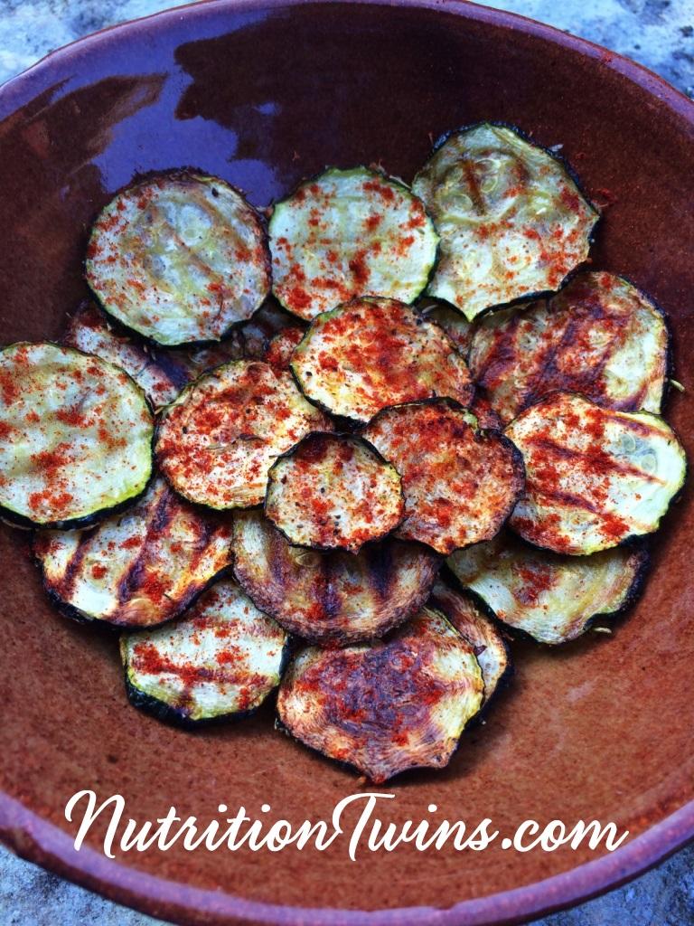 Zucchini chips pic