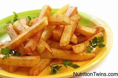 Crispy Homemade Fries